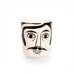 Vasetto in ceramica Mr Hamilton