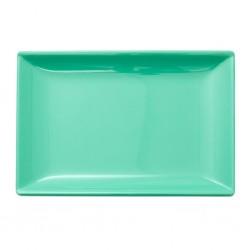 Vassoio sushi verde acqua