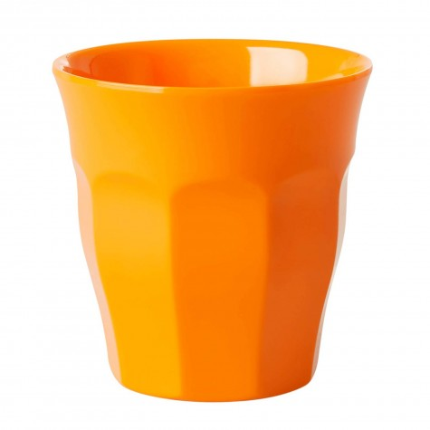 Bicchiere in melamina arancione...