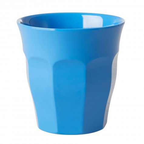Bicchiere in melamina azzurro cielo