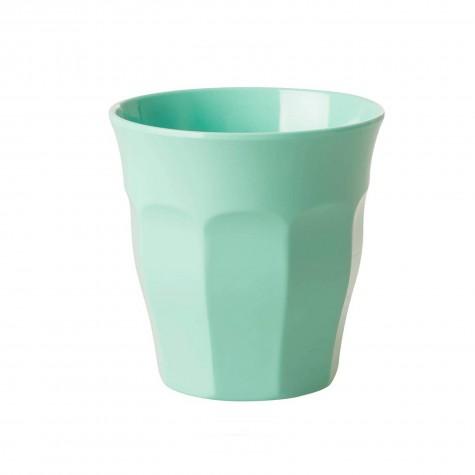 Bicchiere piccolo in melamina verde...