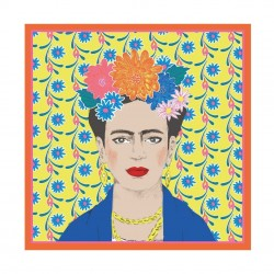 Tovaglioli di carta Frida Kahlo