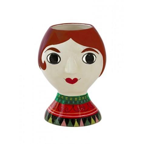 Vaso in ceramica Señora