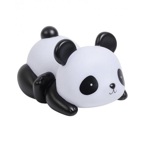 Salvadanaio bimbo a forma di panda