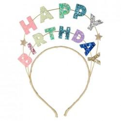 Cerchietto Happy Birthday