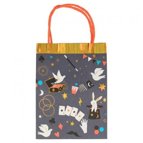 Shopping bag fantasia trucchi di magia