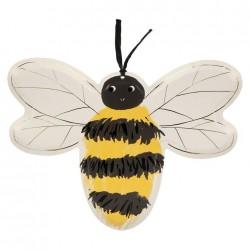 Piatti di carta a forma di ape