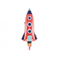 Palloncino a forma di missile