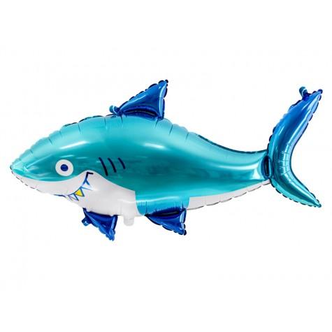 Palloncino a forma di squalo