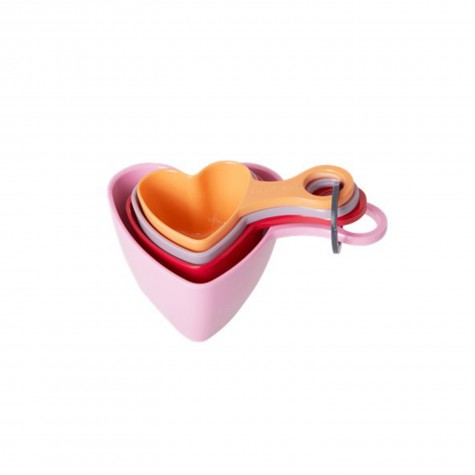 Misurini a forma di cuore