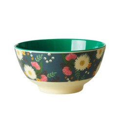 Tazza da colazione in melamina fantasia bouquet floreale