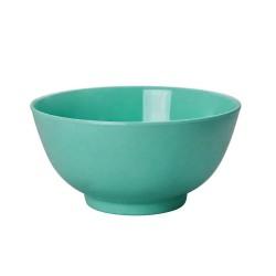 Tazza da colazione in melamina verde smeraldo