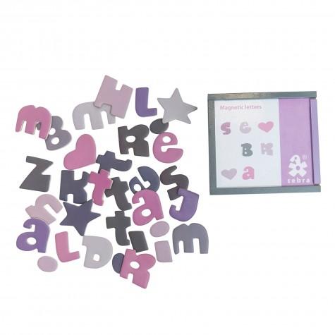 Lettere magnetiche bimba