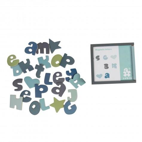 Lettere magnetiche bimbo