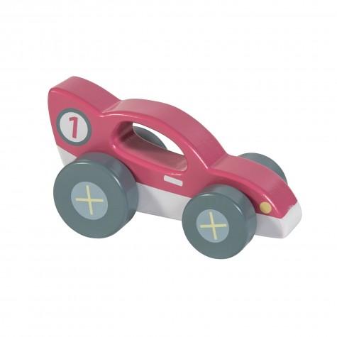 Auto da corsa in legno