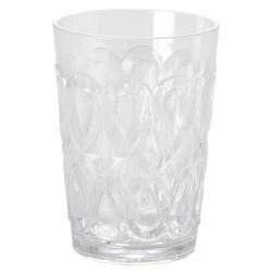 Bicchiere in acrilico - trasparente