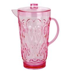 Caraffa in acrilico - rosa