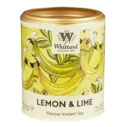 Tè istantaneo al limone e lime