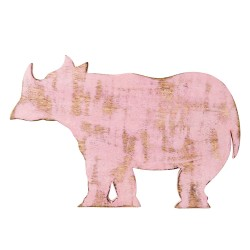 Sottopentola rhino - rosa
