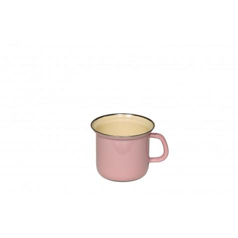 Tegame con un manico - rosa
