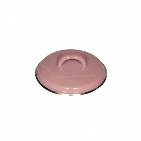 Coperchio per tegame - rosa
