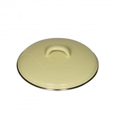Coperchio per tegame - giallo