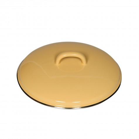 Coperchio grande per tegame - giallo
