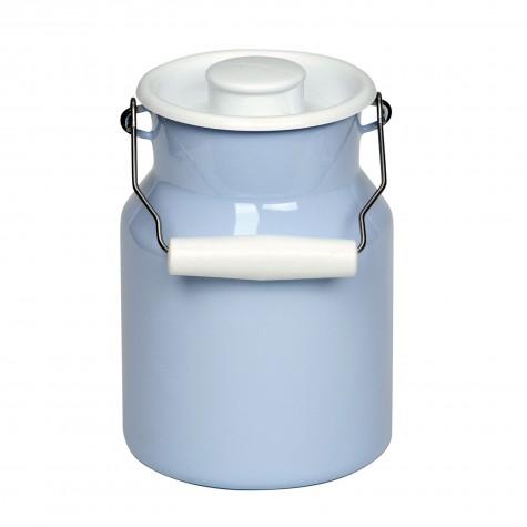 Contenitore latte con coperchio