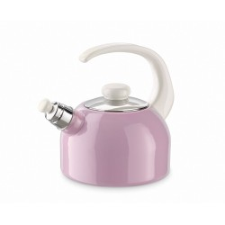 Waterkettle with whistle - pink