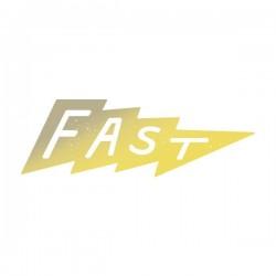 """Tatuaggio """"Lightning fast"""" - oro"""