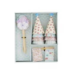 Set decorazioni per dolci