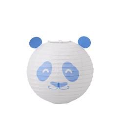 Lampada di carta - panda