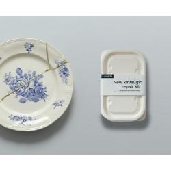 Kit kintsugi per il restauro di oggettistica - silver