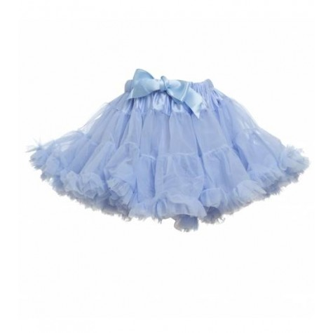 Girls Petticoat Tutu in Sea Blue
