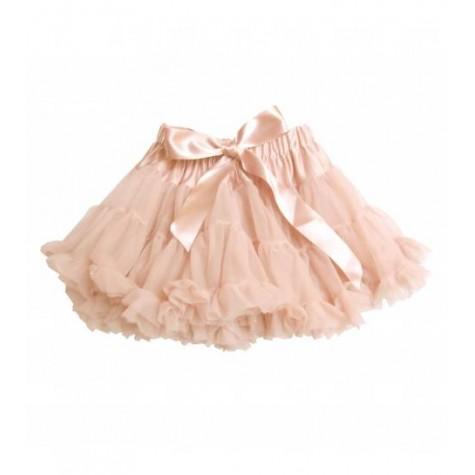 Girls Petticoat Tutu in Vintage Pink