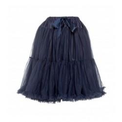 Womens petticoat in navy