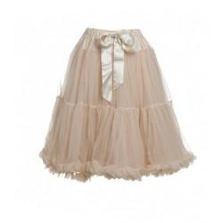 Womens petticoat in vintage pink