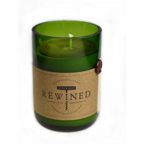 Candela in bottiglia di vino - Pinot noir