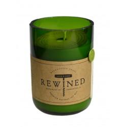 Candela in bottiglia di vino - Sauvignon bianco