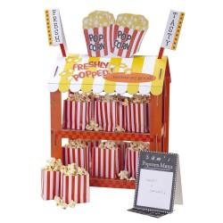 Stand per hot dog/popcorn
