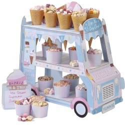 Camioncino dei gelati