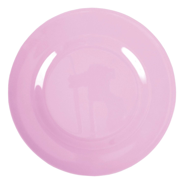 Pink round plate  sc 1 st  GallinaSmilza & Pink round plate - GallinaSmilza