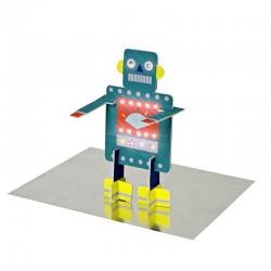Biglietto di auguri Robot
