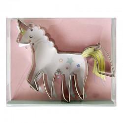 Stampino per dolci a forma di unicorno