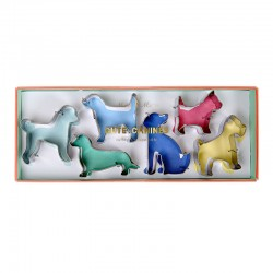 Stampini a forma di cagnolini