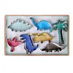 Stampini per dolci a forma di dinosauri