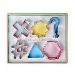 Stampini per dolci a forma di simboli