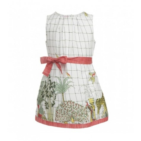 Vestito bimba - Freda Dress in Kew Gardens