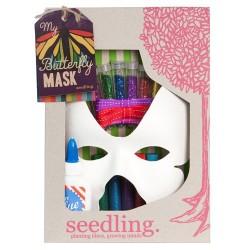 Kit la mia maschera da farfalla