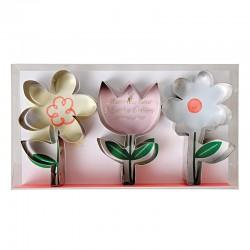 Stampini per dolci a forma di fiori